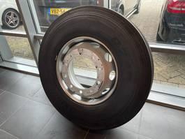 tyres truck part Bridgestone R249 Ecopia front axle 2 pcs. 315 x 80 R22,5 New