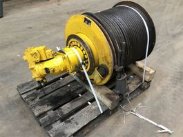 other equipment part Grove GMK 5100 winch