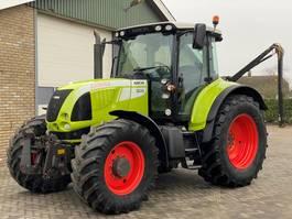 farm tractor Claas Arion 640 2009