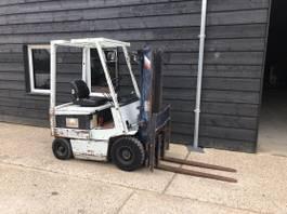 forklift Komatsu 1500KG Heftruck Elektrisch Sideshift