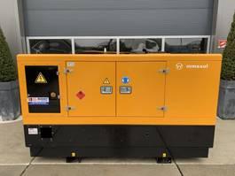 generator John Deere Inmesol 4039DF008 Leroy Somer 40 kVA Aggregaat Generator Stroomgroep Ex Noodstoom Nieuwstaat 2006
