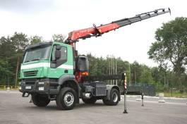 crane truck Iveco AD 400 FASSI 360 XP Crane Kran 2005