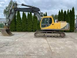 crawler excavator Volvo EC 210 N LC 2001