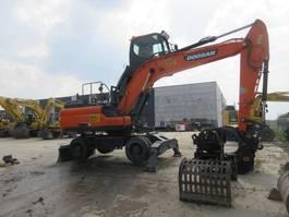 wheeled excavator Doosan DX210 W-5 2019