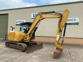 crawler excavator Caterpillar 308 E 2 CR 2013