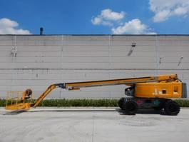 telescopic boom lift wheeled Haulotte HT28RTJ O 2018