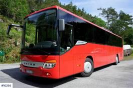 tourist bus Setra S0415UL 4x2 Bus. HC lift and few km. Good tires. W 2019