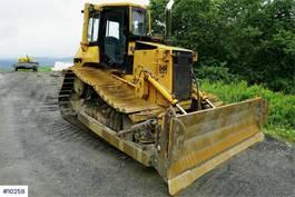 crawler dozer Caterpillar D4H LGP Dozer 1987