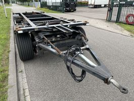 container chassis trailer Kögel AWE 18 2004