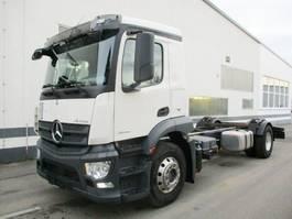 chassis cab truck Mercedes-Benz Antos 1830 L 4x2 Antos 1830 L 4x2, Bi-Xenon eFH. 2018