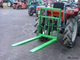forestry tractor LEFA Palletvork
