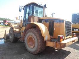 wheel loader Caterpillar 950G 2002