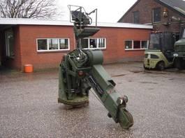 loader crane Atlas 3006 AK 3006 1985