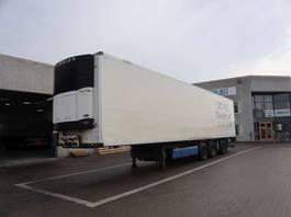 refrigerated semi trailer Krone 33 pl. 2008