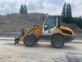 wheel loader Liebherr L 508 C 2017