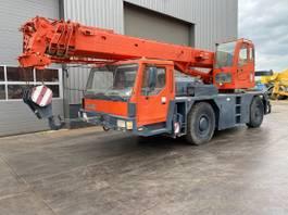 all terrain cranes XCMG QAY25 25 Ton 4x4x4 All Terrain Crane 2007
