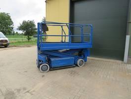 scissor lift wheeld Upright 10-1000 hoogwerker werkhoogte 8 m