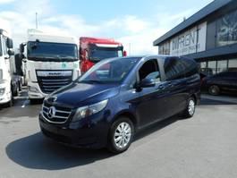 minivan - passenger coach car Mercedes-Benz V 220
