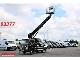 work platform lcv Nissan NT400 2.5 DCI Ruthmann TB 270 27m Hoogwerker 2014
