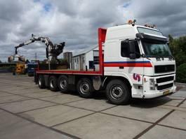 crane truck Volvo Terberg fm2850 rijplaten wagen,met rijfunctie op kraan 2010