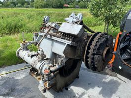 industrial engine Keerkoppeling Reintjes WAF 840 Marine 1266 PK Ratio 2.517 / 1 Gearbox 1993