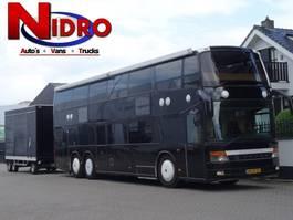 double decker bus Mercedes-Benz Setra Dubbeldekker FOODTRUCK - CULIBUS 1998