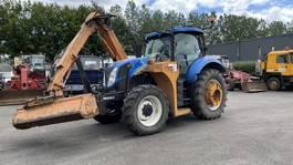 Landwirtschaftlicher Traktor New Holland T6030 2010