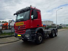heavy duty tractorhead Mercedes-Benz AROCS 3345 6X6 EURO 6 !!! 2016