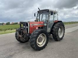 farm tractor Massey Ferguson 398 1991