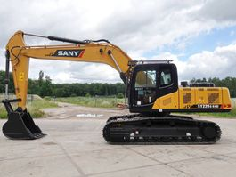 crawler excavator Sany SY220C-9HD - New / Unused / Mitsubishi Engine 2021