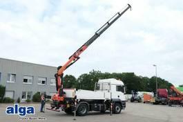 tipper truck MAN TGS 18 BLH 4x4, Kran Palfinger PK18502, Funk 2014