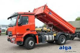 tipper truck Mercedes-Benz 1835 K 4x2, Euro 6, Meiller, Unfall, Klima 2020