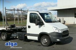 cab over engine Iveco 40C/35 X-Tension/Tieflader/Rampe 2014