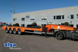 lowloader semi trailer Diversen ANDERE SCORPION HKM 4/hydr. Pumpe/verbreiterbar/70 ton 2021