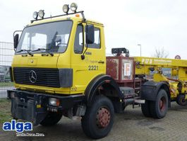 other-tractorheads Mercedes-Benz 1922 AK 4x4, Allrad, wenig Kilometer ! 1990