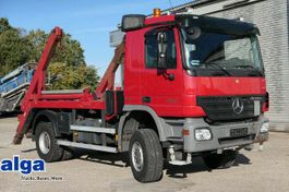 container truck Mercedes-Benz 1836 AK 4x4, Hyvalift 14to., Euro 5, ALLRAD 2007