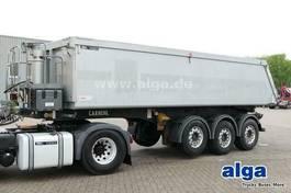 tipper semi trailer Carnehl CHKS/Thermo/Alu 25 M³./SAF/Liftachse 2013