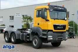 cab over engine MAN TGS 33 BB 6x6, Allrad, Hydraulik, Intarder 2013