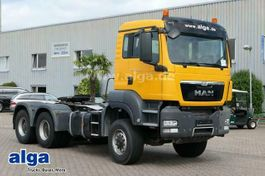 other-tractorheads MAN TGS 33 BB 6x6, Allrad, Hydraulik, Intarder 2013