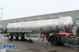 tank trailer MAISONNEUVE HD 2000, 6 Kammern, 38m³, Treibstoff 1995