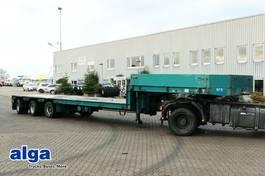 lowloader semi trailer Goldhofer STLZ 3-37/80, gelenkt, 47,5to. GG, 3-Achser 1991