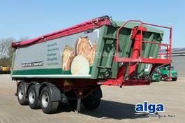 tipper semi trailer Kempf SKM 35/3, Alu, 26m³, Liftachse, Pendelklappe 2012