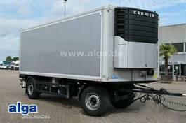 refrigerated trailer Ackermann VA-F 18/7.4E, Carrier Maxima 1000, LBW 2.0to 2010