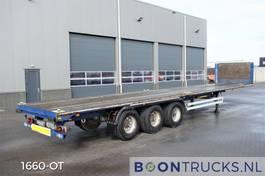 Plattform Auflieger Van Hool S/00152   2x20-40ft TWISTLOCKS * HARDWOOD FLOOR 2009