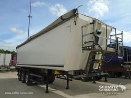 tipper semi trailer Schmitz Cargobull Semitrailer Tipper Alu-square sided body 50m³ 2016