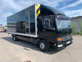 box truck Mercedes-Benz 1223L 1999