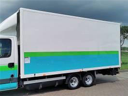 closed box car trailer Veldhuizen P37-4 2009