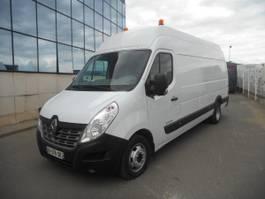 box truck Renault Master 2016