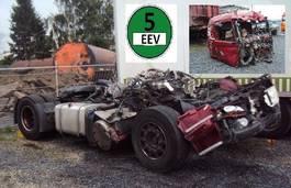 cab over engine Scania R730 V8 730 Sattel 4x2 Unfall Totalschaden 2012