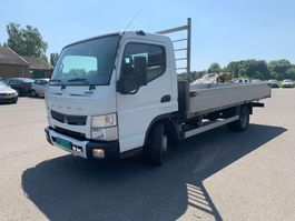 drop side truck FUSO Canter 3C15 Automaat 2016